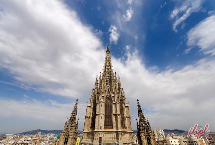 cathedraal barcelona