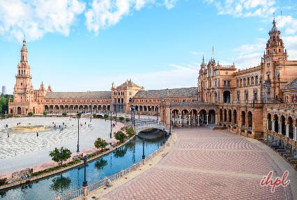 Plaza de Espana, Seville Spain