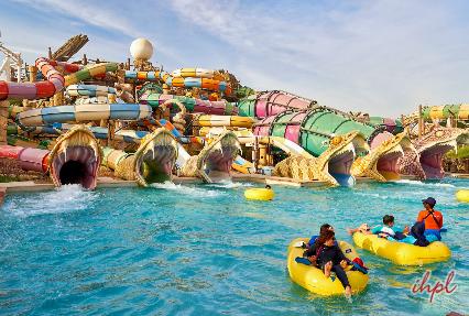 abu dhabi yas water park