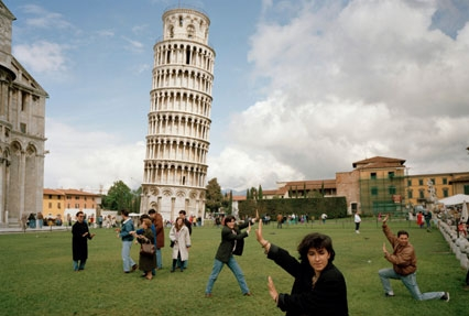 Leaning Tower of Pisa Tower in Italy