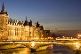 Conciergerie Building in Paris