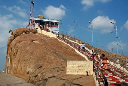 rockfort ucchi pillayar temple