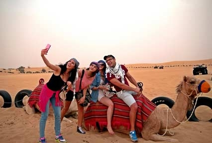 desert safari dubai best