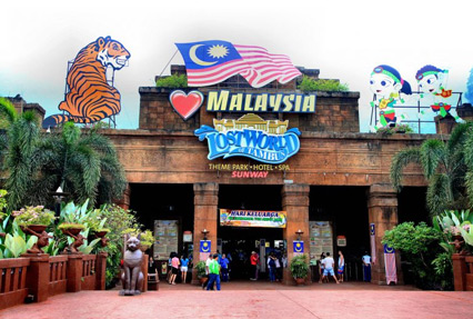 Lost World of Tambun malasia