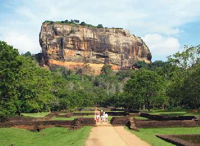 Sigiriya Historical place in Sri Lanka