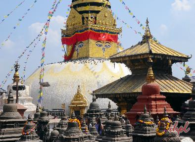 Swayambhunath Buddhist temple