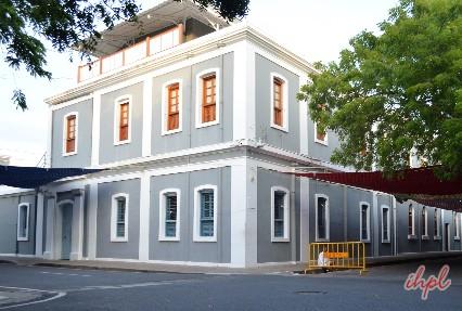 Aurbindo Ashram Pondicherry
