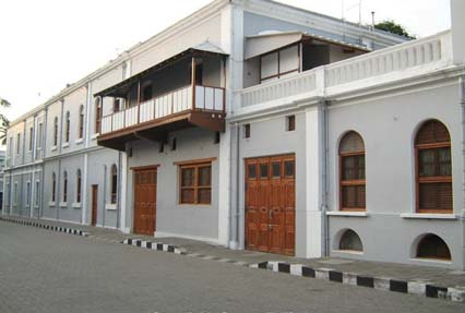 Aurbindo Ashram, Pondicherry