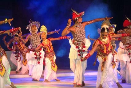 cultural dance of sri lanka