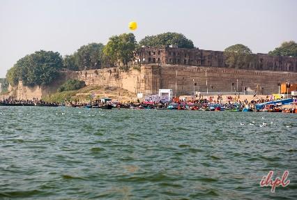Allahabad Ganges