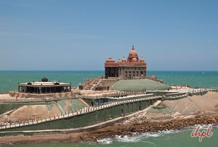 Kanyakumari City in Tamil Nadu