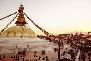 Boudhanath Stupa In Kathmandu Nepal