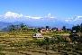 Dhampus Village in Nepal