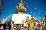 Swayambhunath tample in Nepal