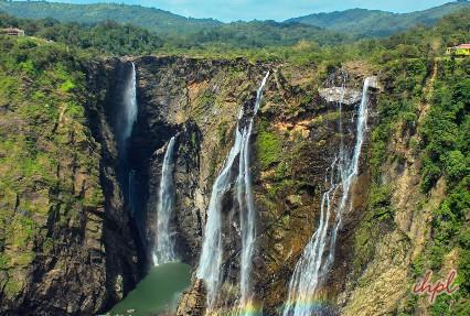 Kunchikal Falls