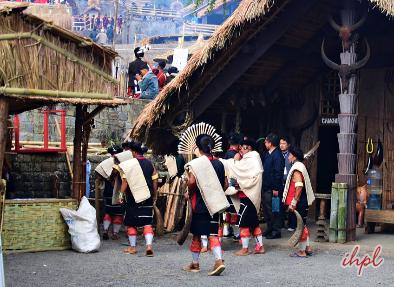 Angami Tribal Village