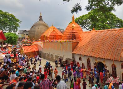 Kamakhya Temple Guwahati, Assam