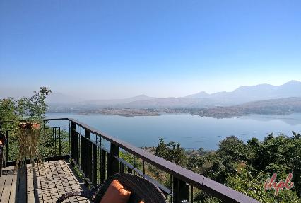 Lonavla Town in Maharashtra