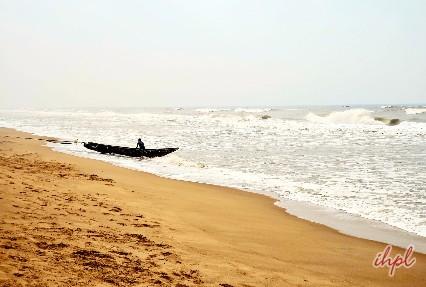 chandrabhaga sea beach konark