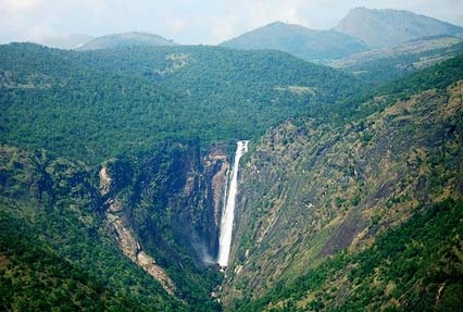 susunia hill water fall
