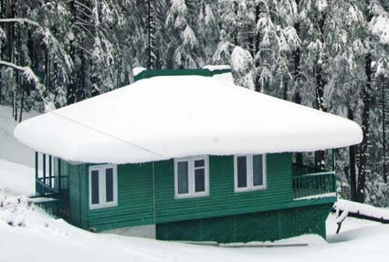 Patnitop in Winters