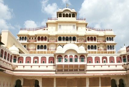 Chandra Mahal Jaiour