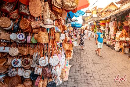 ubud traditional market bali