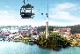 singapore sentosa cable cars