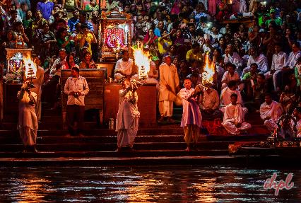 Ganga Aarti at Har Ki Pauri