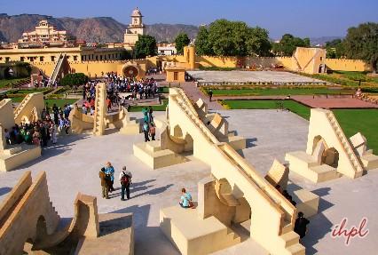 Jantar Mantar in jaipur