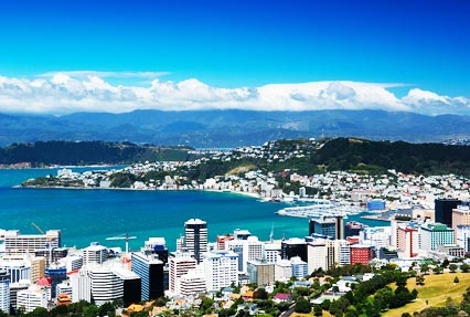 Wellington Capital of New Zealand