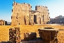 Egyptian temple in Edfu, Egypt