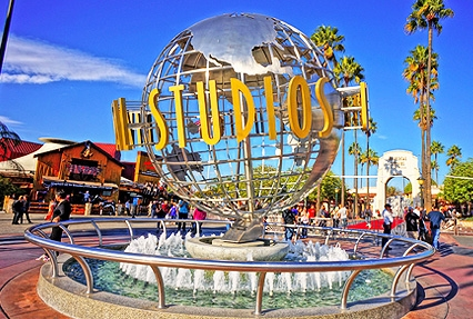 Universal Studios Hollywood California