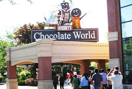 Hersheys Chocolate World Museum