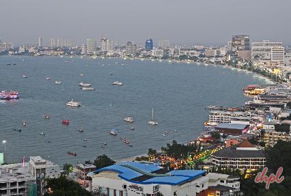 chao phraya river in thailand