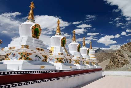 Shey Monastery, Leh