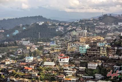 Nagaland State of India