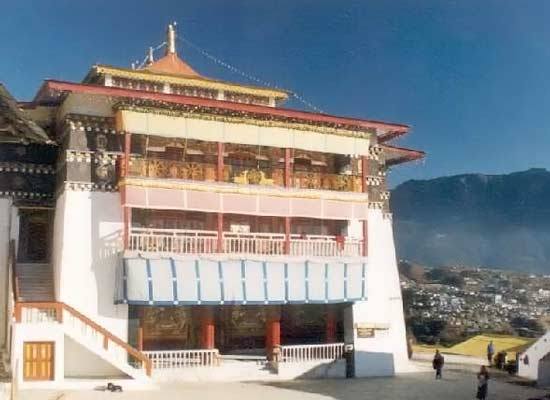 400-year-old Tawang Monastery