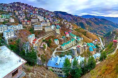 3 Days Tour to Shimla from Delhi