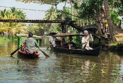 5 Days Kovalam Ashtamudi Luxury tour