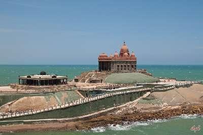 Best of Kerala Beach Tour with Kanyakumari