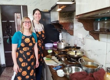 Agra Cooking Class