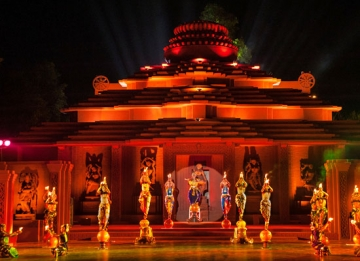 Sound & Light Show in Khajuraho