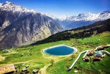 Auli Tour Package from Dehradun