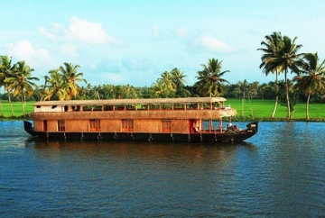 Backwater Tours of Kerala