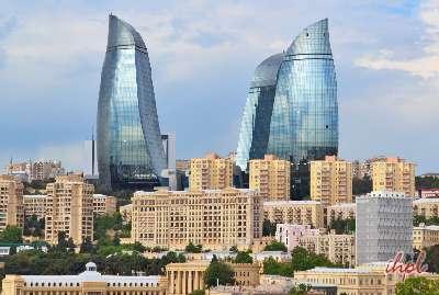 Baku Capital of Azerbaijan
