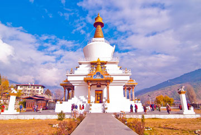 Thimpu- National Library