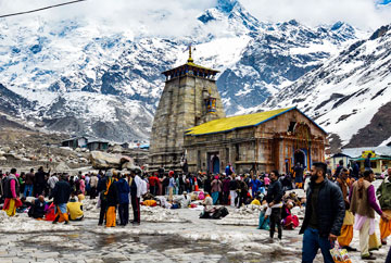 Chardham Helicopter Package 2020