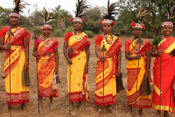 Chhattisgarh and Madhya Pradesh Tribal Tour