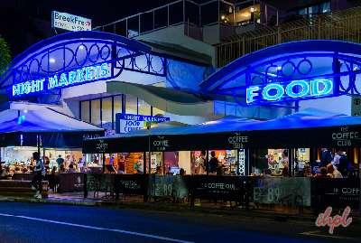night markets of Australia